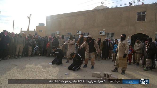 90 binh sĩ Kurd bị IS sát hại tại Deir Ezzor ảnh 3