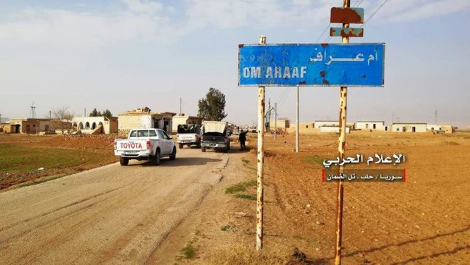 """""""Hổ Syria"""" đè bẹp địch đoạt hàng chục cứ địa, khủng bố công khai sử dụng vũ khí hóa học ảnh 4"""