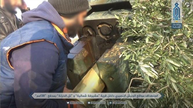 Nga phủ ô hỏa lực, quân Syria chiếm lại 20 khu dân cư ở Aleppo ảnh 2