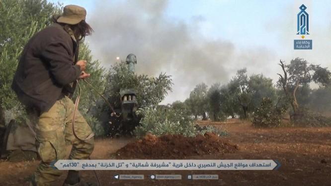 Nga phủ ô hỏa lực, quân Syria chiếm lại 20 khu dân cư ở Aleppo ảnh 4