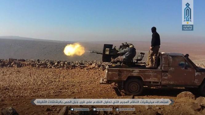 Nga phủ ô hỏa lực, quân Syria chiếm lại 20 khu dân cư ở Aleppo ảnh 5