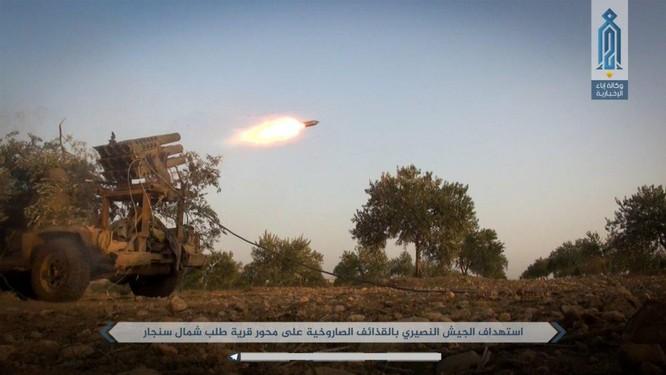 """""""Hổ Syria"""" đương đầu phản kích, diệt hàng trăm phiến quân tại chảo lửa Hama ảnh 1"""