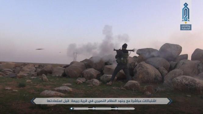 """""""Hổ Syria"""" đương đầu phản kích, diệt hàng trăm phiến quân tại chảo lửa Hama ảnh 2"""