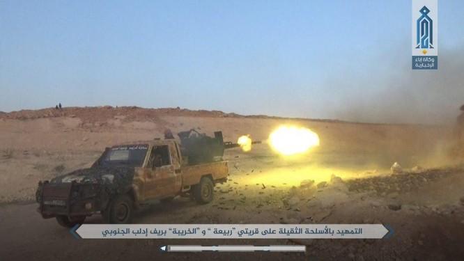 """""""Hổ Syria"""" đương đầu phản kích, diệt hàng trăm phiến quân tại chảo lửa Hama ảnh 3"""