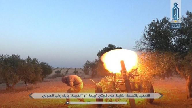 """""""Hổ Syria"""" đương đầu phản kích, diệt hàng trăm phiến quân tại chảo lửa Hama ảnh 4"""