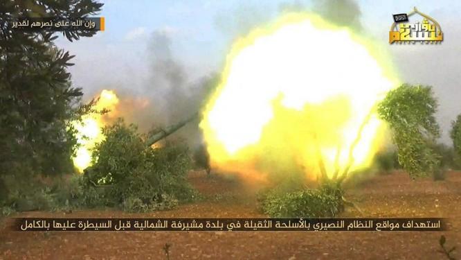 """""""Hổ Syria"""" đương đầu phản kích, diệt hàng trăm phiến quân tại chảo lửa Hama ảnh 5"""