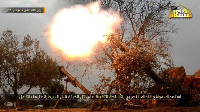 """""""Hổ Syria"""" đương đầu phản kích, diệt hàng trăm phiến quân tại chảo lửa Hama ảnh 6"""