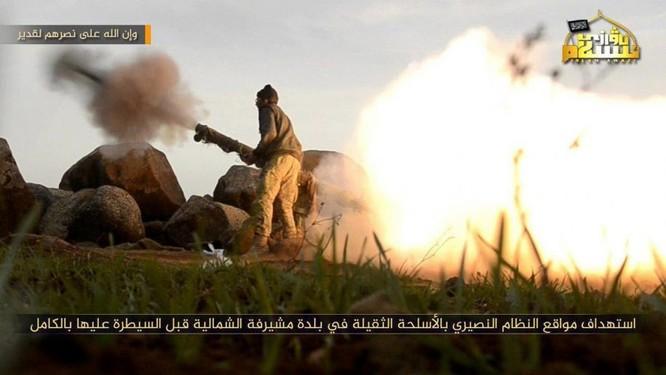 """""""Hổ Syria"""" đương đầu phản kích, diệt hàng trăm phiến quân tại chảo lửa Hama ảnh 7"""