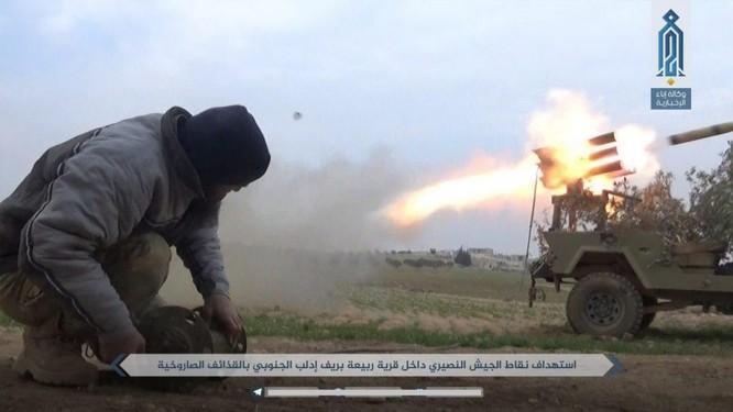 """""""Hổ Syria"""" đương đầu phản kích, diệt hàng trăm phiến quân tại chảo lửa Hama ảnh 8"""