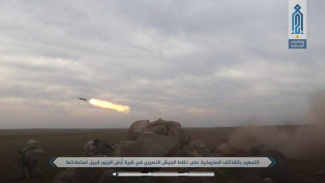 """""""Hổ Syria"""" đương đầu phản kích, diệt hàng trăm phiến quân tại chảo lửa Hama ảnh 9"""