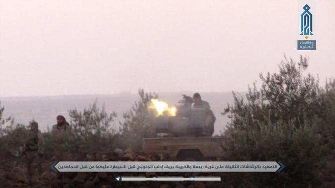"""""""Hổ Syria"""" đương đầu phản kích, diệt hàng trăm phiến quân tại chảo lửa Hama ảnh 11"""