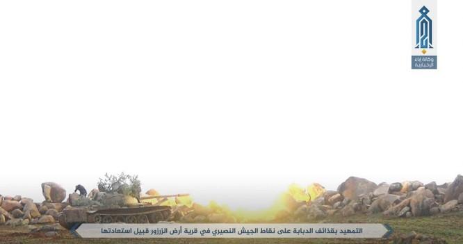 """""""Hổ Syria"""" đương đầu phản kích, diệt hàng trăm phiến quân tại chảo lửa Hama ảnh 12"""