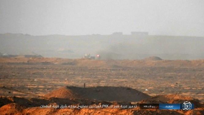 IS đánh người Kurd thất điên bát đảo ở Deir Ezzor, 5 chỉ huy thiệt mạng ảnh 2