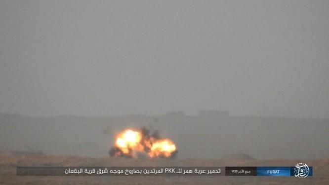 IS đánh người Kurd thất điên bát đảo ở Deir Ezzor, 5 chỉ huy thiệt mạng ảnh 3