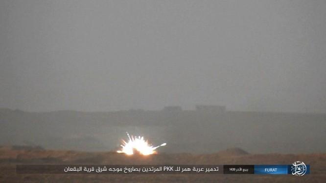 IS đánh người Kurd thất điên bát đảo ở Deir Ezzor, 5 chỉ huy thiệt mạng ảnh 4