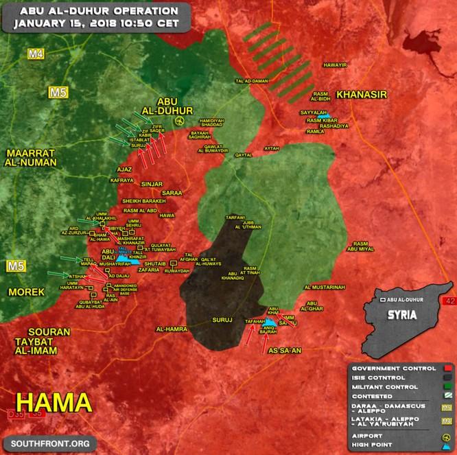 Chảo lửa Idlib khốc liệt, IS hợp lực khủng bố tử chiến quân đội Syria ảnh 1