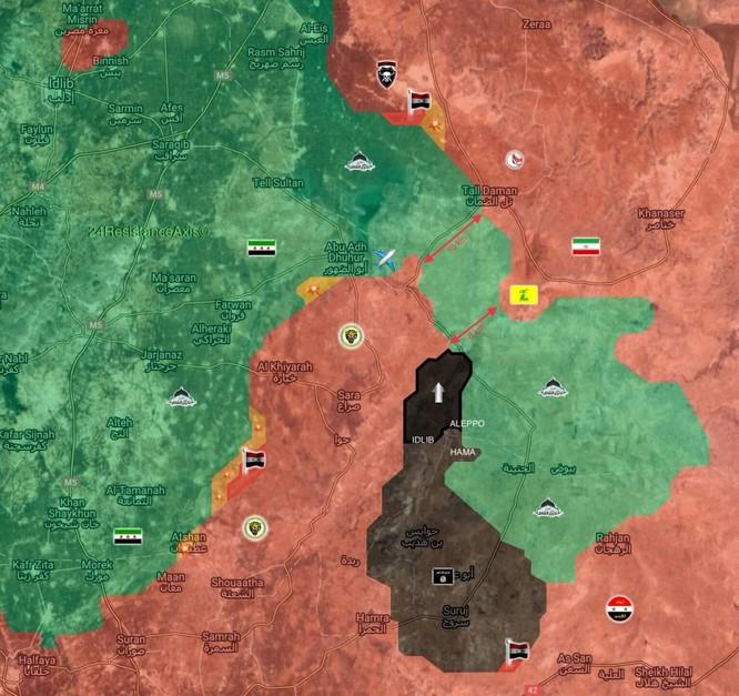 Quân đội Syria đánh chiếm hàng loạt địa bàn từ Al-Qaeda, IS ảnh 1