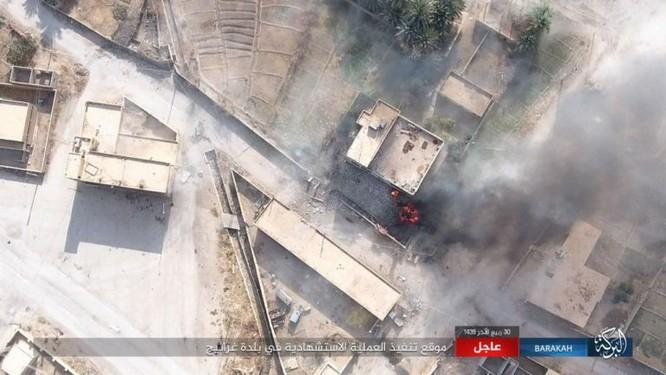 Giao chiến ác liệt, hàng chục binh sĩ Kurd thiệt mạng trước IS ảnh 4