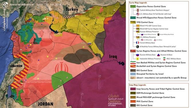 Mỹ, Thổ Nhĩ Kỳ lạnh giọng Syria, chiến trường ngày càng khốc liệt ảnh 1