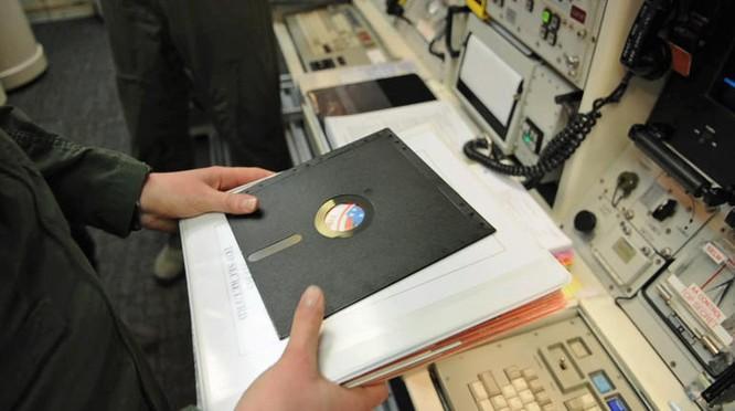 Lực lượng hạt nhân Mỹ được điều khiển bằng hệ thống máy tính tuổi đời 5 thập kỷ ảnh 1
