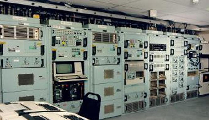 Lực lượng hạt nhân Mỹ được điều khiển bằng hệ thống máy tính tuổi đời 5 thập kỷ ảnh 2