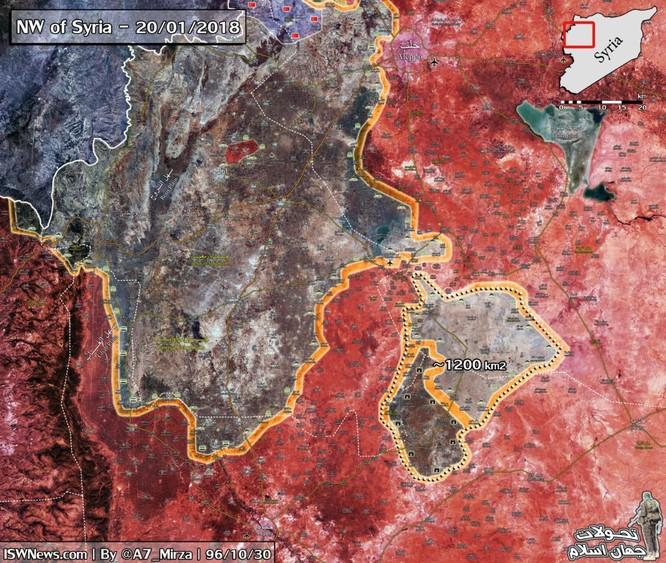 """""""Hổ Syria"""" nghiền nát địch chiếm căn cứ sân bay, vây khốn khủng bố ở Idlib, Hama ảnh 1"""
