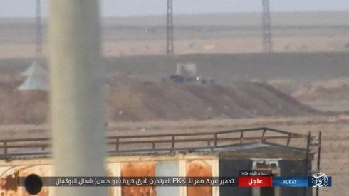 IS ác chiến đẫm máu người Kurd Syria trên chiến trường Euphrates ảnh 2