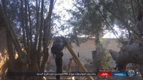 IS ác chiến đẫm máu người Kurd Syria trên chiến trường Euphrates ảnh 6