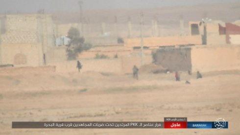 IS ác chiến đẫm máu người Kurd Syria trên chiến trường Euphrates ảnh 10