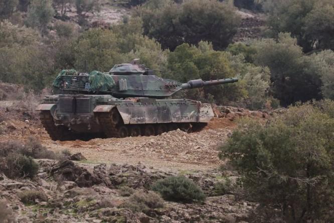 Thổ xua quân chiếm thị trấn ở Afrin, chiến sự Syria vào khúc ngoặt nguy hiểm ảnh 1