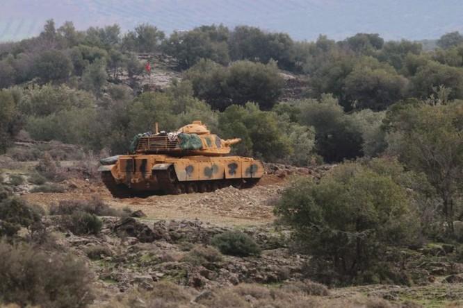 Thổ xua quân chiếm thị trấn ở Afrin, chiến sự Syria vào khúc ngoặt nguy hiểm ảnh 2