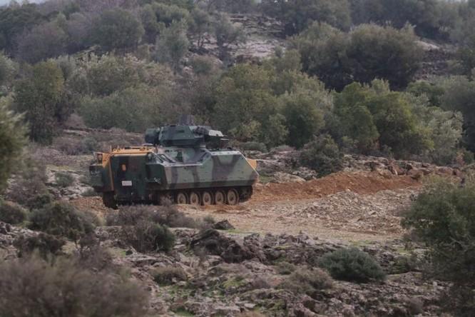 Thổ xua quân chiếm thị trấn ở Afrin, chiến sự Syria vào khúc ngoặt nguy hiểm ảnh 3