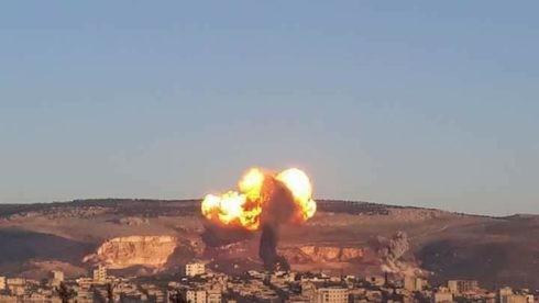 Thổ Nhĩ Kỳ trút hỏa lực dữ dội đánh người Kurd Syria ảnh 2