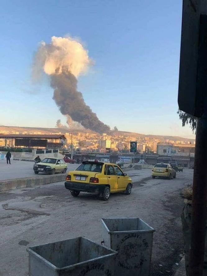 Thổ Nhĩ Kỳ trút hỏa lực dữ dội đánh người Kurd Syria ảnh 3