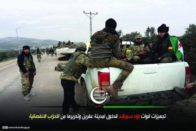 Thổ Nhĩ Kỳ tung đòn dữ dội, người Kurd Syria trả đũa bằng tên lửa, bắn hạ xe tăng ảnh 3