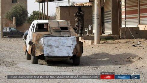 IS đánh người Kurd điên đảo ở Deir Ezzor, hàng trăm tay súng hai bên thiệt mạng ảnh 3