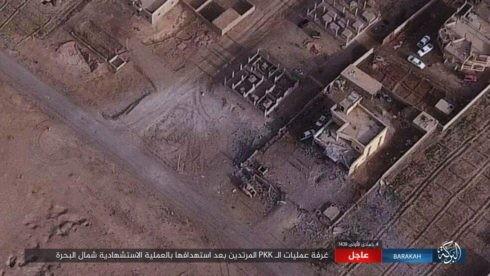 IS đánh người Kurd điên đảo ở Deir Ezzor, hàng trăm tay súng hai bên thiệt mạng ảnh 5
