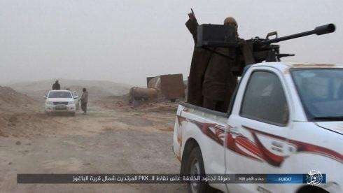 IS đánh người Kurd điên đảo ở Deir Ezzor, hàng trăm tay súng hai bên thiệt mạng ảnh 8
