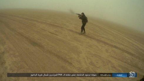 IS đánh người Kurd điên đảo ở Deir Ezzor, hàng trăm tay súng hai bên thiệt mạng ảnh 10