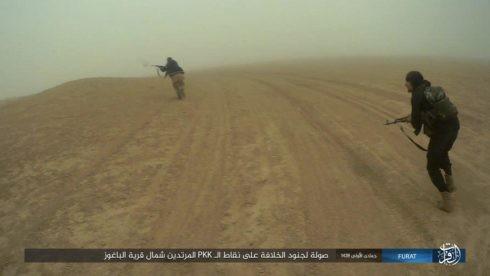 IS đánh người Kurd điên đảo ở Deir Ezzor, hàng trăm tay súng hai bên thiệt mạng ảnh 11