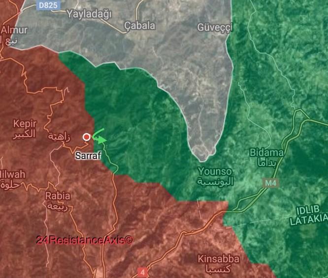 Quân đội Syria đập tan khủng bố tấn công Latakia, tiêu diệt hàng loạt phiến quân ảnh 1