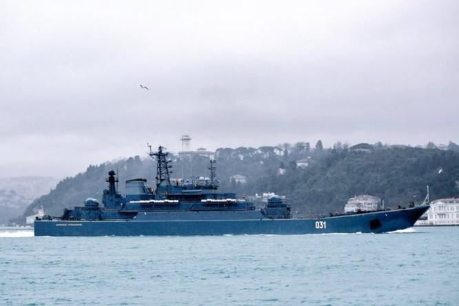 """Nga tung thêm """"rồng lửa"""" S-400 tới chiến trường Syria ảnh 1"""