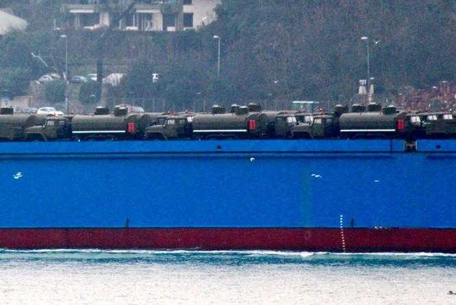 """Nga tung thêm """"rồng lửa"""" S-400 tới chiến trường Syria ảnh 4"""