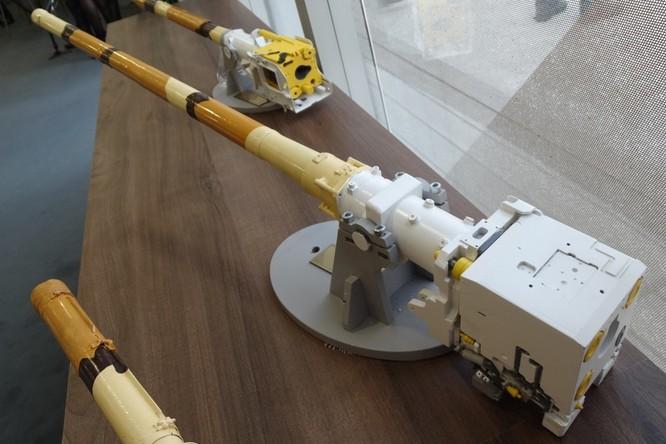 Siêu tăng Armata Nga lắp pháo uy lực nhất thế giới ảnh 2