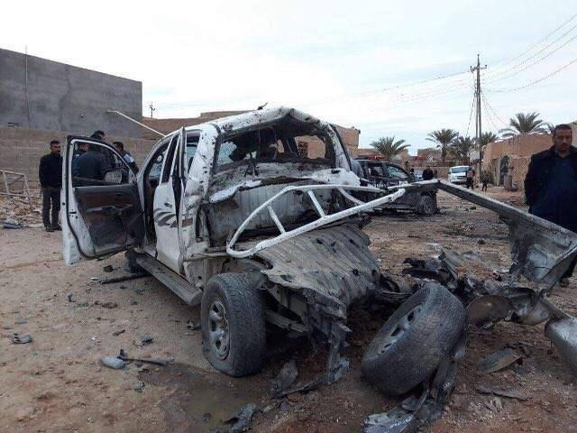 Mỹ lại không kích nhầm đồng minh, 10 binh sĩ Iraq thương vong ảnh 1