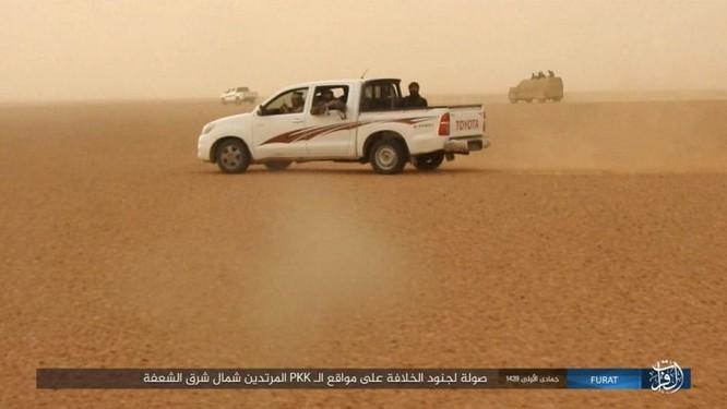 IS giáng đòn khiến người Kurd Syria điên đảo tại Deir Ezzor ảnh 2