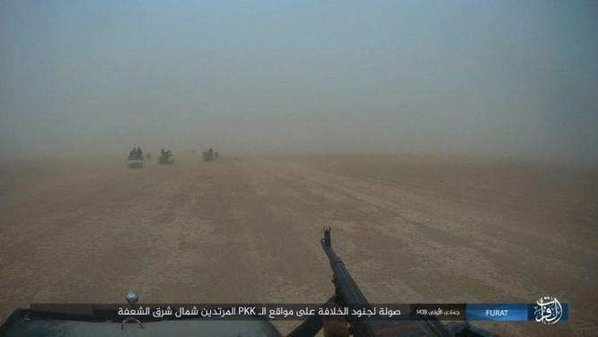 IS giáng đòn khiến người Kurd Syria điên đảo tại Deir Ezzor ảnh 4