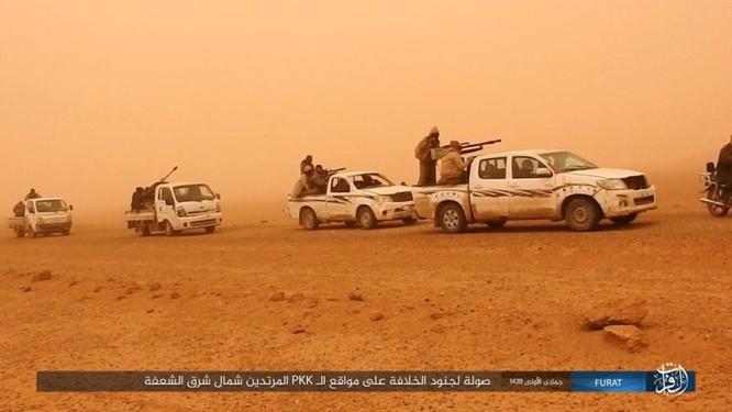 IS giáng đòn khiến người Kurd Syria điên đảo tại Deir Ezzor ảnh 5