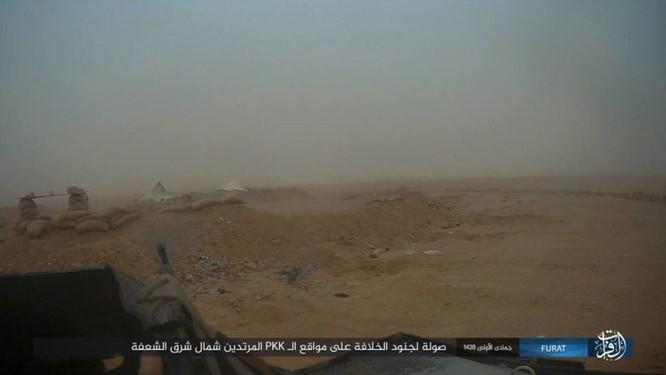 IS giáng đòn khiến người Kurd Syria điên đảo tại Deir Ezzor ảnh 6