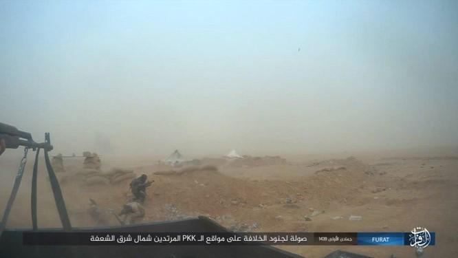 IS giáng đòn khiến người Kurd Syria điên đảo tại Deir Ezzor ảnh 7